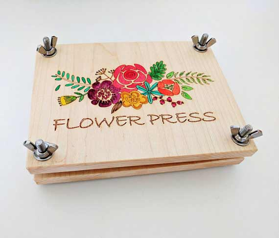 Pressed Flower Kit - MirusToys Etsy Shop