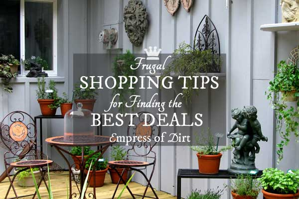 Frugal shopping tips for find the best deals every time you shop.