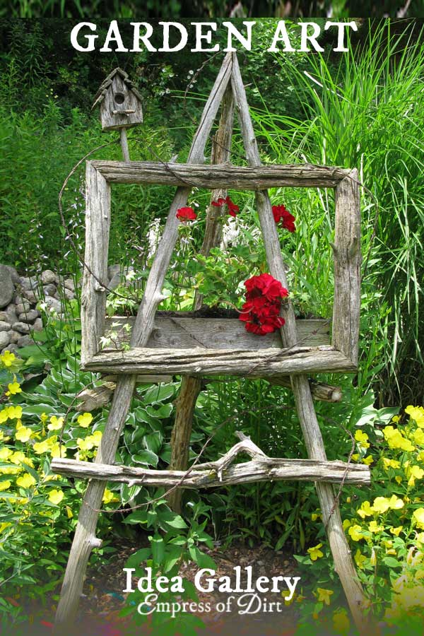 Easy garden art ideas that show your personality