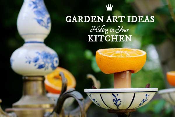 Creative Garden Decor Ideas Hiding in Your Kitchen