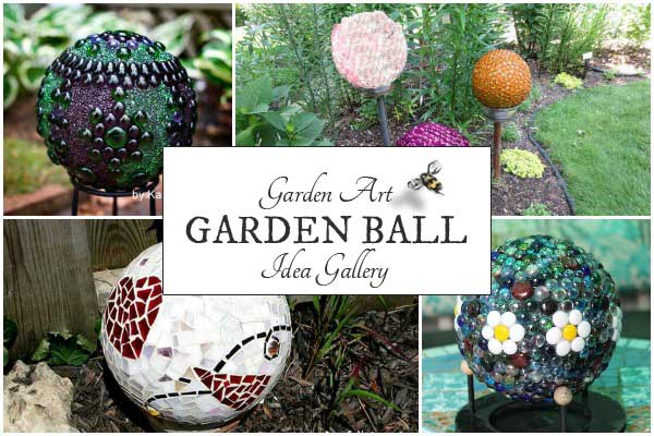 Garden Balls Decorative Classy Garden Ball Idea Gallery  Empress Of Dirt Design Inspiration