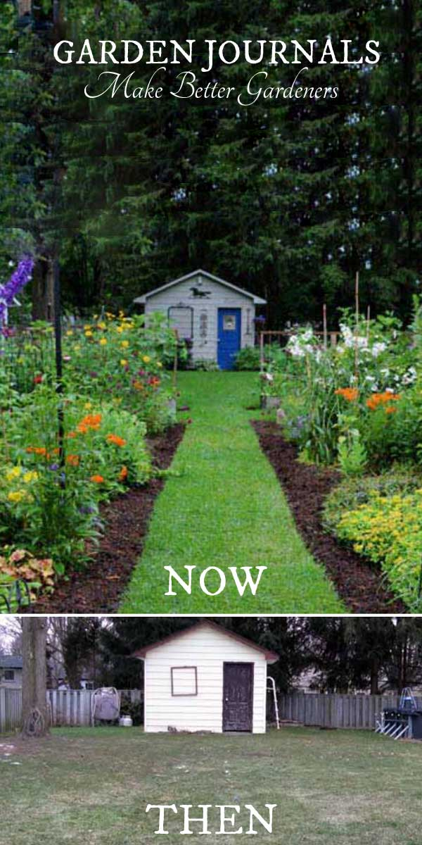 How a Garden Journal Improves the Garden(er)