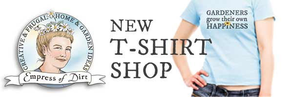 Garden T-Shirt Shop by Empress of Dirt