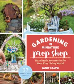 Gardening in Miniature Prop Shop: Handmade Accessories for Your Tiny Living World