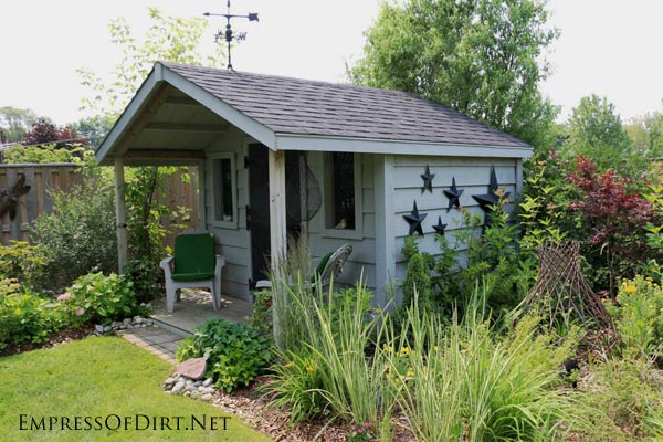 want inspiration for your dream shed if youre thinking of building a garden