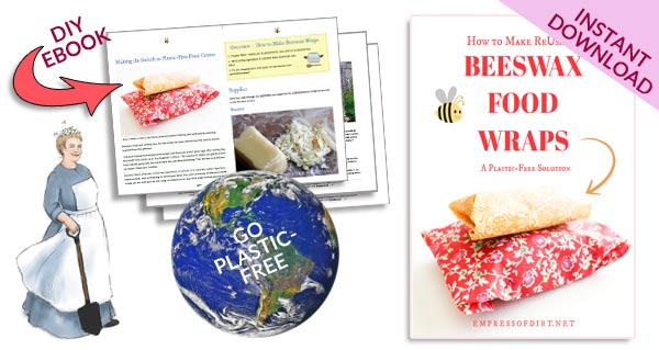 How to Make Reusable Beeswax Food Wraps by Melissa J. Will