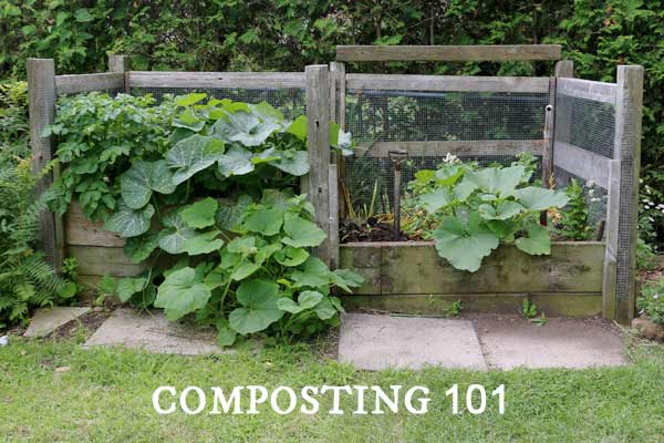 Composting 101: slow and fastmethods to enrich your garden soil