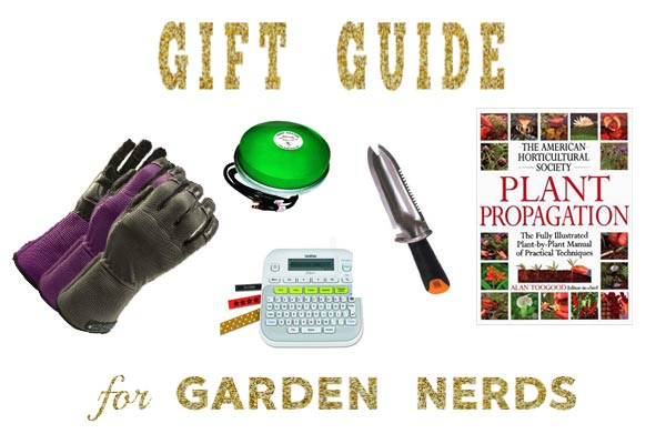20 Essential Gifts for Garden Nerds