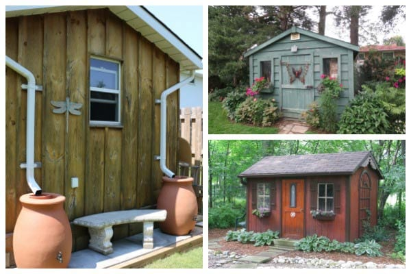 Garden Shed Ideas for Your Backyard