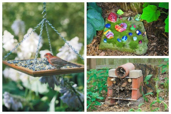 Gardening projects to do with kids. Dig in to nature!