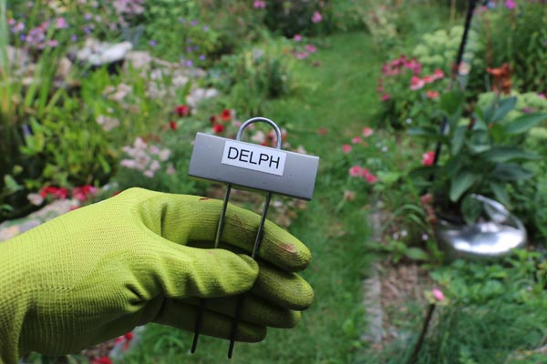 Plant Tags that Last a Lifetime (Really)