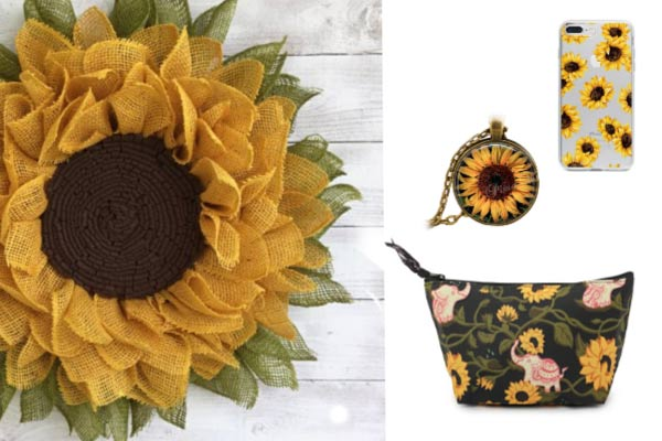 19 Gifts for Sunflower Lovers