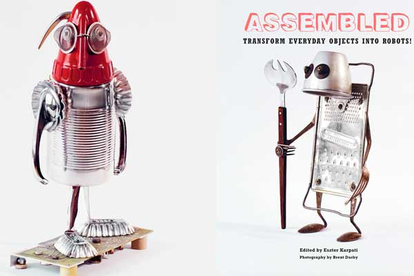 Transform Everyday Objects into Robots