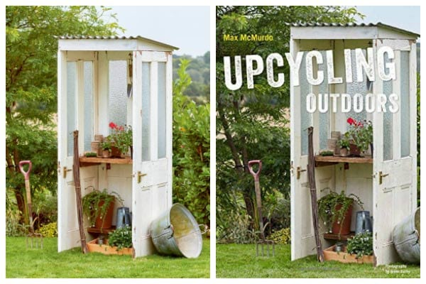 Make a Potting Shed from Old Doors