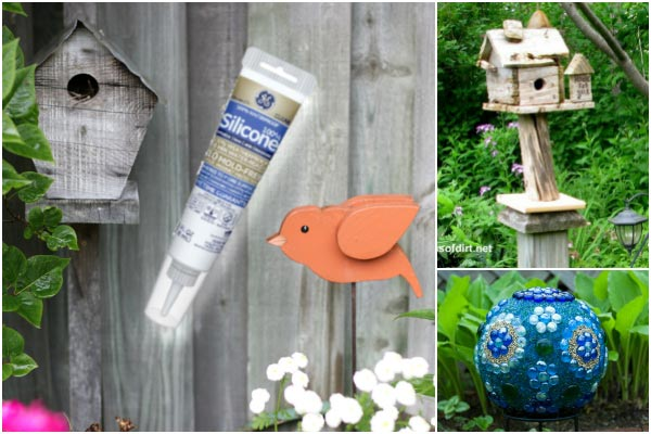 Outdoor Glue That Really Sticks Best Garden Art Adhesive Empress