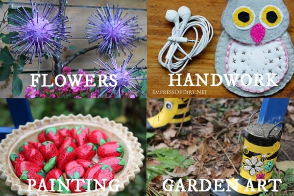 Indoor Creative Projects | Spring Edition
