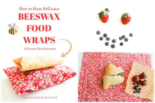 Beeswax wraps ebook.
