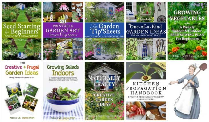 Empress of Dirt garden ebooks
