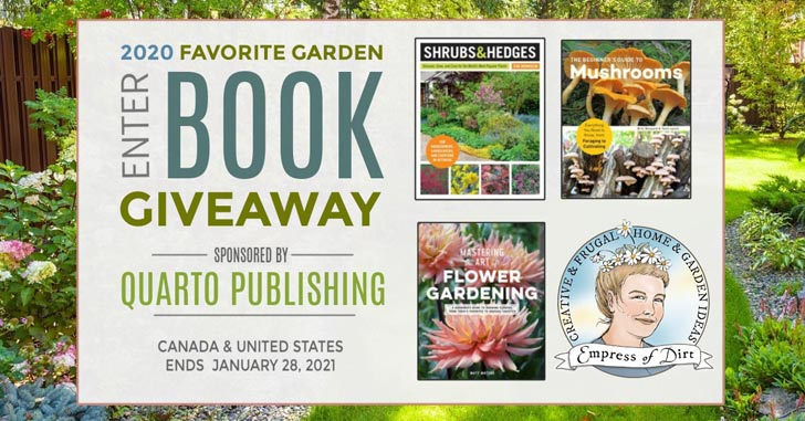 Win This Garden Book Bundle (4 of 4)