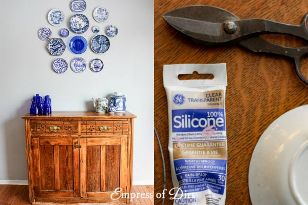How to Make Plate Hangers