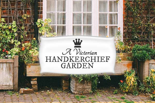 My Handkerchief Garden by Charles Barnard was first published in 1889, providing practical information and encouragement for creating a kitchen garden on a small urban lot—just like we do today.