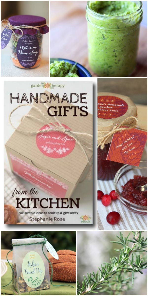 handmade gifts from the kitchen empress of dirt