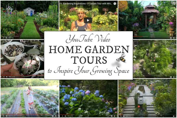 YouTube Home Garden Tours to Inspire Your Outdoor Space