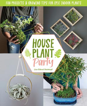 Houseplant Party book