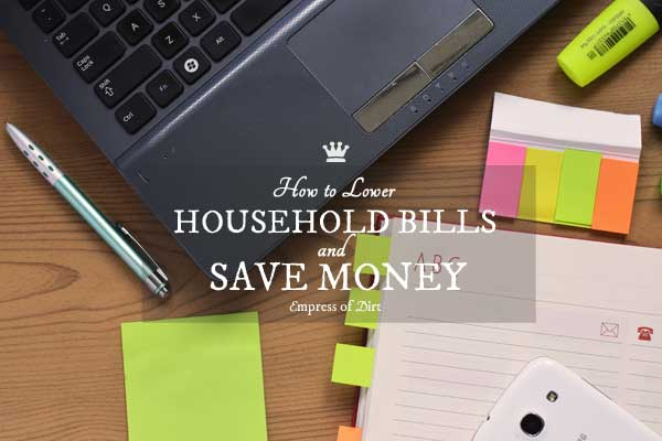 Spending some time to question your bills can save you a lot of money!