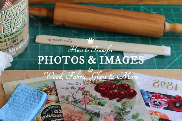 There are many options for transfering images and photos to surfaces like wood, fabric, glass, metal, and plastic. These listings show which mediums work best depending on the type of printer you are using and the target surface.