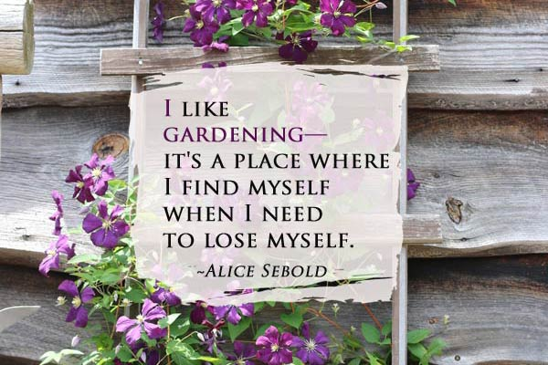 Favorite Gardening Quote | Free Printable