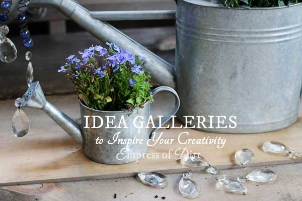 Idea galleries for home and garden projects by Empress of Dirt
