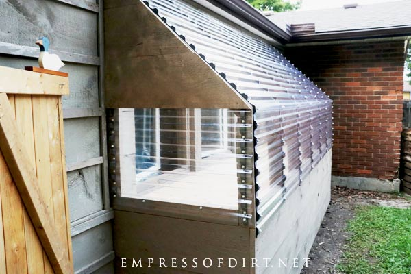 How to Build a Lean-to Greenhouse | Empress of Dirt Plans For A Lean To Greenhouse on lean to off house, lean to greenhouses for backyard, lean to greenhouse ideas, lean to building plans, lean to trellis plans, lean to barn plans, lean to porch plans, lean to pavilion, lean to greenhouses cheap, shed plans, lean to frames, lean to playhouse plans, log lean to plans, lean to pergola plans, lean greenhouse frame plans, lean to hydroponic greenhouse, lean to green plans, lean to glass greenhouses, sears kit home plans, lean to deck plans,