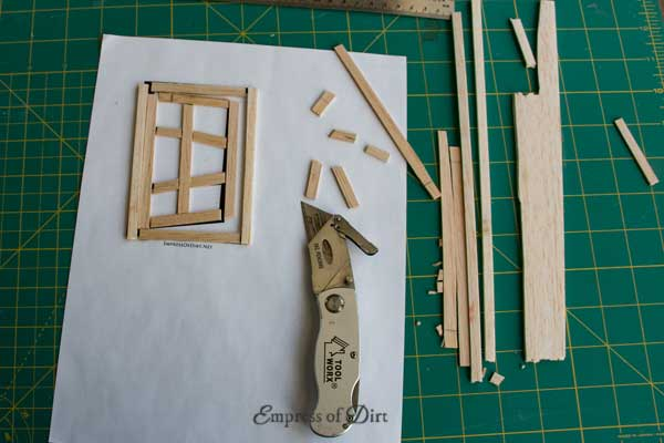 How to Make a Magical Mini Fairy Garden Door Empress of Dirt