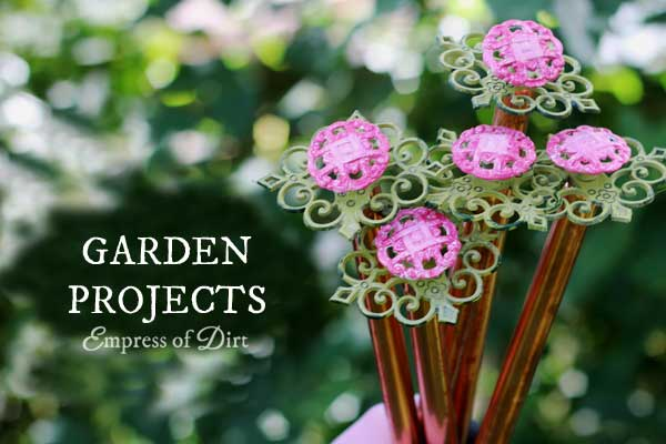 DIY projects to make for the garden