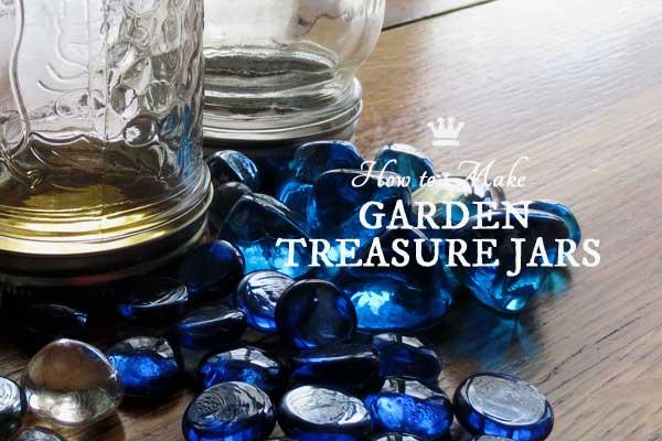 Make A Garden Treasure Jar