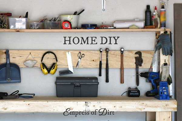 DIY projects and ideas for the home by Empress of Dirt