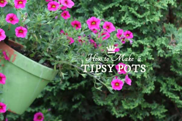 How To Make Tipsy Pots