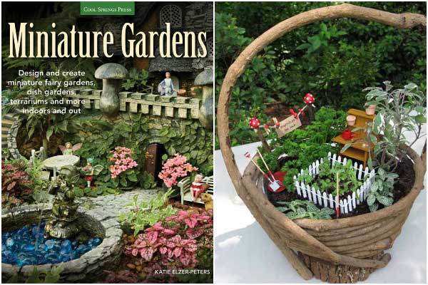 Make a Miniature Kitchen Garden