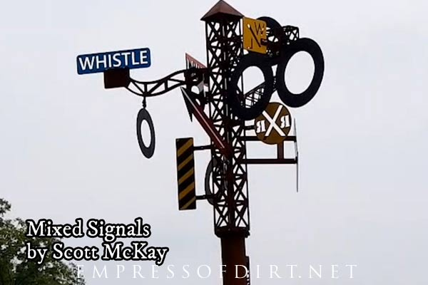 Mixed Signals by Scott McKay.