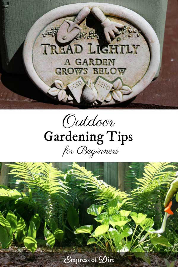 Top Gardening Tips for Happy Outdoor Plants