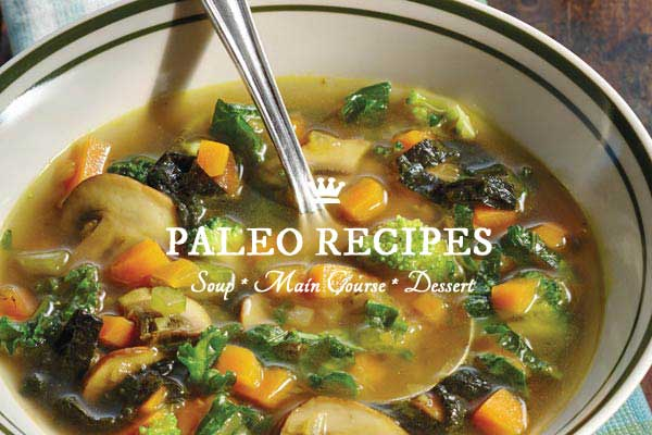 Sugar-free, paelo recipes for diabetics and those with insulin-intolerance.