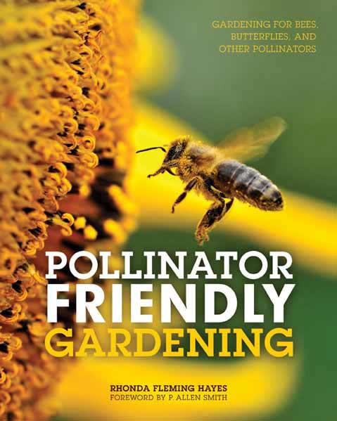 Pollinator Friendly Garden book cover