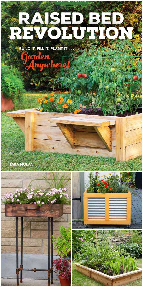 The Raised Bed Revolution by Tara Nolan