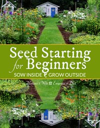 Seed Starting for Beginners book.