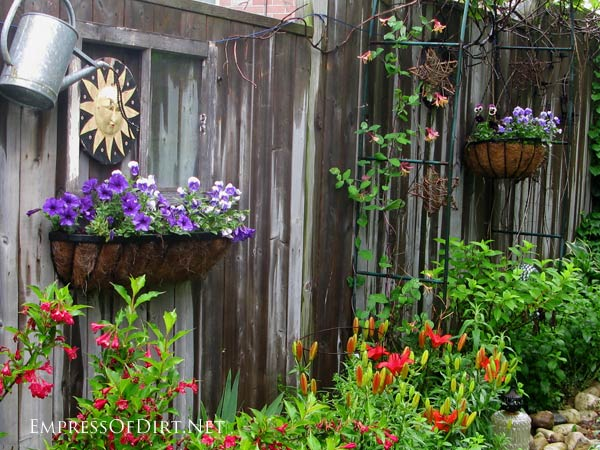 How to create a dream garden for 100 dollars per year