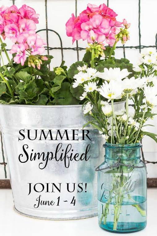 Come jump into Summer Simplified with these creative bloggers!