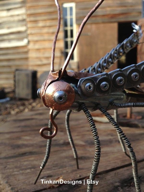 Garden junk bug.