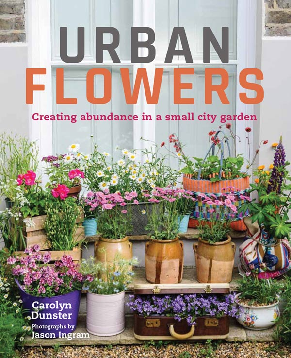 Urban Flowers: Creating Abundance in a Small City Garden by Carolyn Dunster | Photographs by Jason Ingram