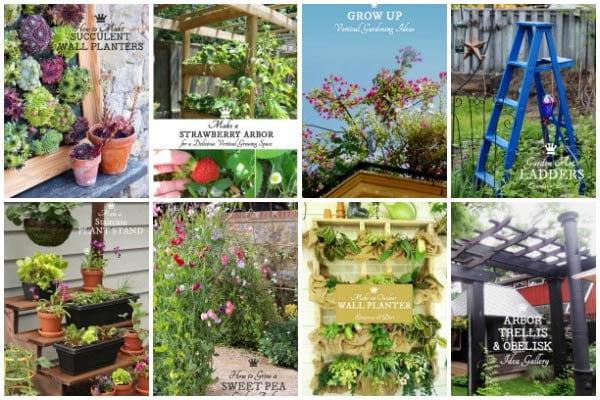 15 Outstanding Vertical Garden Projects | Empress of Dirt